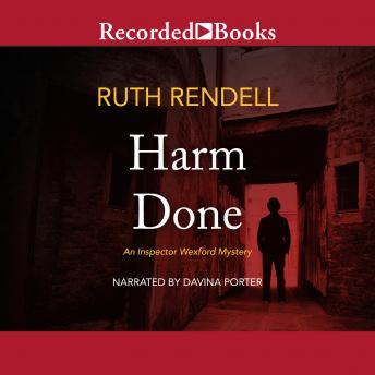 Harm Done, Ruth Rendell