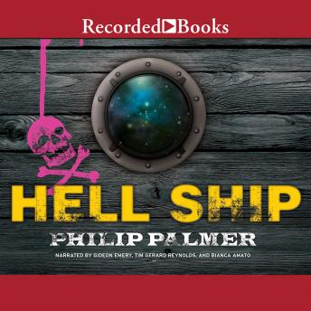 Hell Ship, Philip Palmer