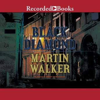 Black Diamond: A Mystery of the French Countryside, Martin Walker