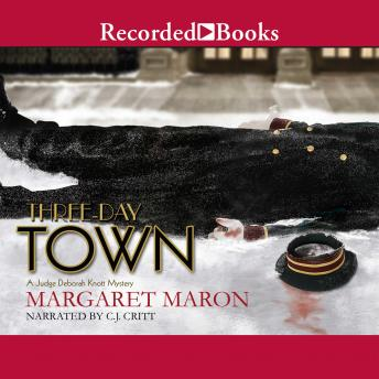 Three-Day Town, Margaret Maron