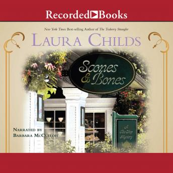Scones and Bones, Laura Childs