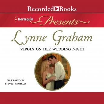 Virgin On Her Wedding Night, Lynne Graham