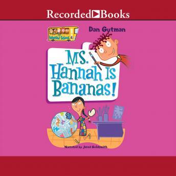 Ms. Hannah is Bananas! details