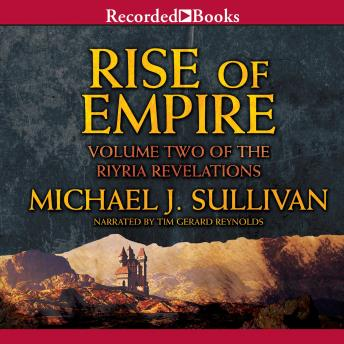 Download Rise of Empire by Michael J. Sullivan