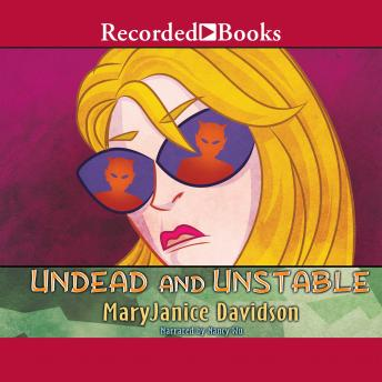 Undead and Unstable, Mary Janice Davidson