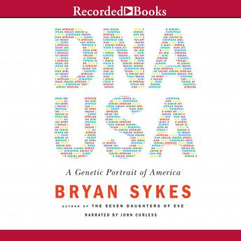 DNA USA: A Genetic Portrait of America, Bryan Sykes