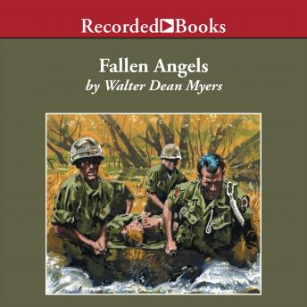 Fallen Angels by Walter Dean Myers (2008, Paperback Special Anniversary Edition)
