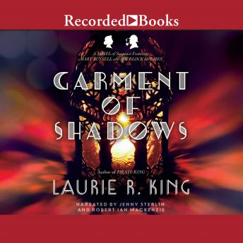 Garment of Shadows, Laurie R. King