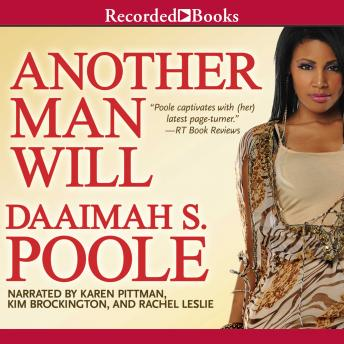Another Man Will, Daaimah S. Poole