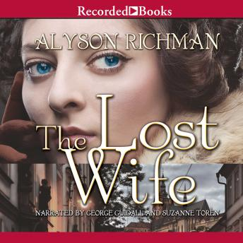 Lost Wife, Alyson Richman