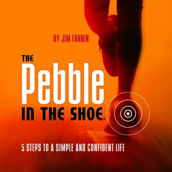 Pebble in the Shoe: 5 Steps to a Simple Confident Life, Jim Fannin