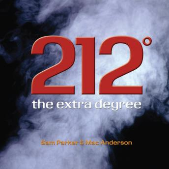 212 The Extra Degree, Sam Parker, Mac Anderson