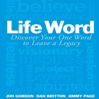 Life Word :Discover Your One Word to Leave a Legacy