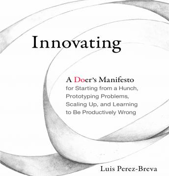Innovating : A Doer's Manifesto for Starting from a Hunch, Prototyping Problems, Scaling Up, and Learning to Be Productively Wrong