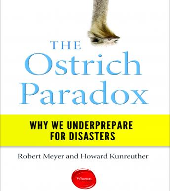 Ostrich Paradox : Why We Underprepare for Disasters, Robert Meyer, Howard Kunreuther