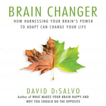 Brain Changer: How Harnessing Your Brain's Power to Adapt Can Change Your Life, David DiSalvo