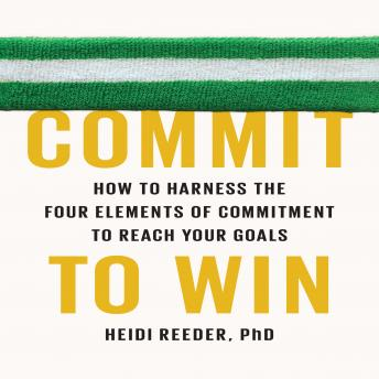 Commit to win heidi reeder
