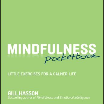 Mindfulness Pocketbook: Little Exercises for a Calmer Life, Gill Hasson