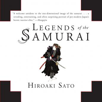 Legends of the Samurai, Hiroaki Sato