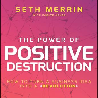 The  Power of Positive Destruction: How to Turn a Business Idea into a Revolution