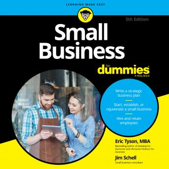 Small Business For Dummies: 5th Edition
