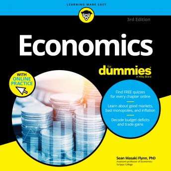 Economics for Dummies: 3rd Edition Audiobook Free Download Online