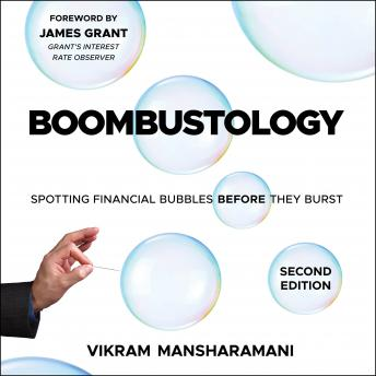 Boombustology: Spotting Financial Bubbles Before They Burst 2nd Edition details