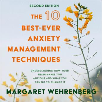 The 10 Best-Ever Anxiety Management Techniques: Understanding How Your Brain Makes You Anxious and What You Can Do to Change It (Second Edition)
