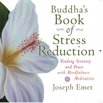 Buddha's Book of Stress Reduction: Finding Serenity and Peace with Mindfulness Meditation, Joseph Emet
