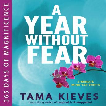 Year Without Fear: 365 Days of Magnificence, Tama Kieves
