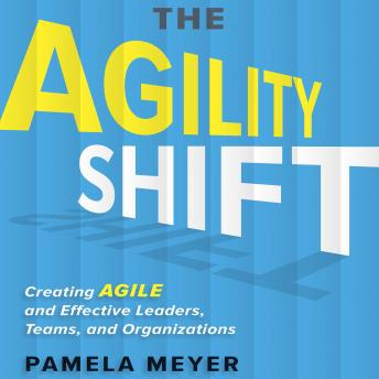 Agility Shift: Creating Agile and Effective Leaders, Teams, and Organizations, Pamela Meyer