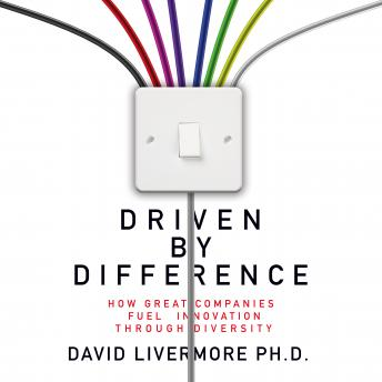 Driven by Difference: How Great Companies Fuel Innovation Through Diversity, David Livermore