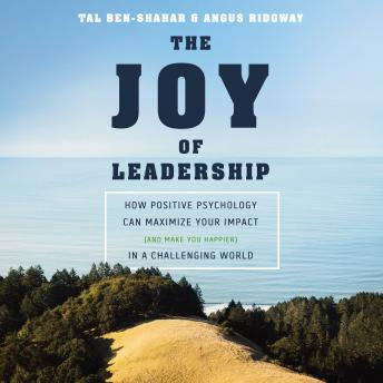 The Joy of Leadership: How Positive Psychology Can Maximize Your Impact (and Make You Happier) in a