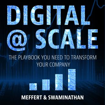 Digital @ Scale: The Playbook You Need to Transform Your Company, Anand Swaminathan, Jurgen Meffert