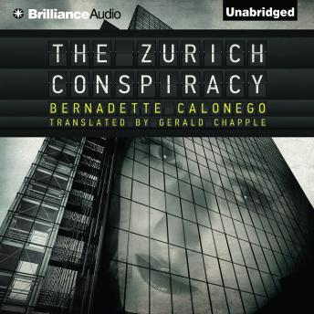 Download Zurich Conspiracy by Bernadette Calonego