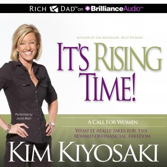 It's Rising Time!, Kim Kiyosaki