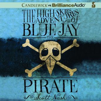 High-Skies Adventures of Blue Jay the Pirate, Scott Nash