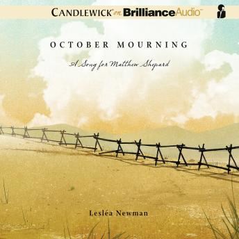 October Mourning, Leslea Newman