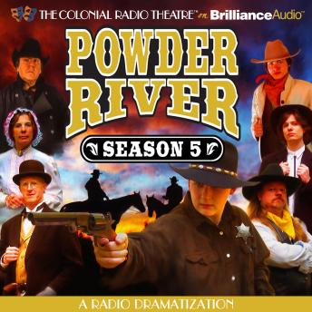 Powder River - Season Five, Jerry Robbins