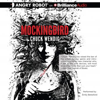 Download Mockingbird by Chuck Wendig