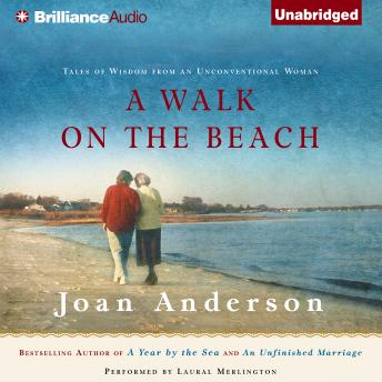 Walk on the Beach, Joan Anderson