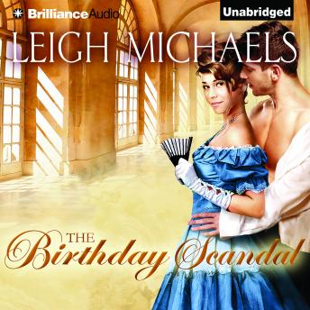 Birthday Scandal, Leigh Michaels