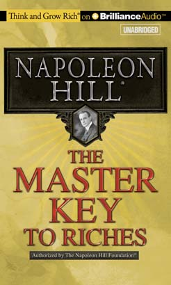 Master Key to Riches, Rob Actis, Napoleon Hill