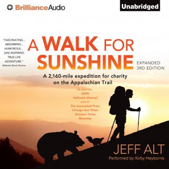 Download Walk for Sunshine: A 2,160-Mile Expedition for Charity on the Appalachian Trail by Jeff Alt