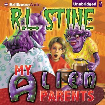 My Alien Parents details