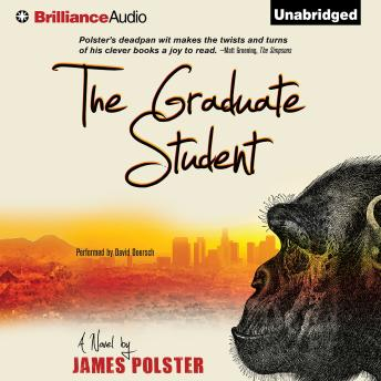 Graduate Student, James Polster