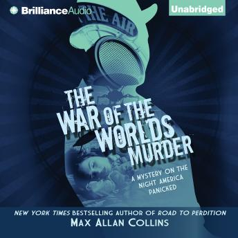 War of the Worlds Murder, Max Allan Collins