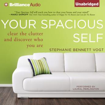 Download Your Spacious Self by Stephanie Bennett Vogt