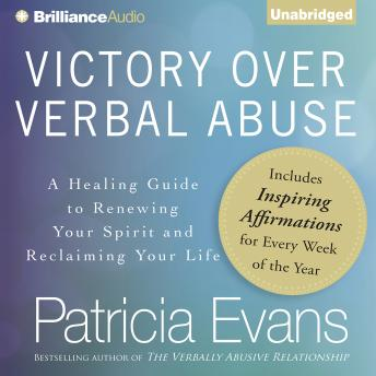 Victory Over Verbal Abuse, Patricia Evans