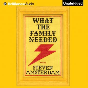 What the Family Needed, Steven Amsterdam
